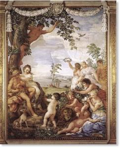 Zlatno doba - Pietro da Cartona